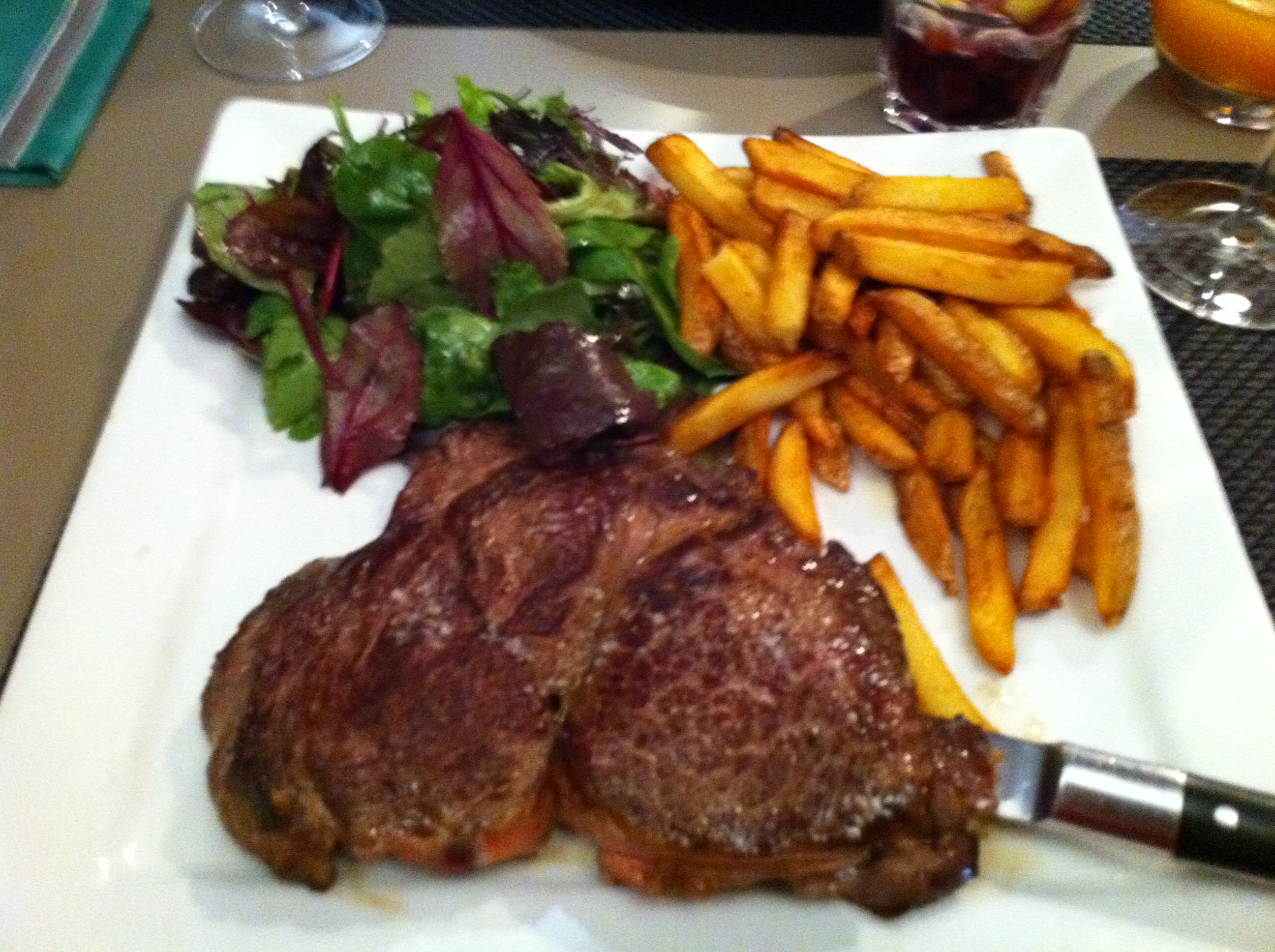 Restaurant La Bonne Adresse